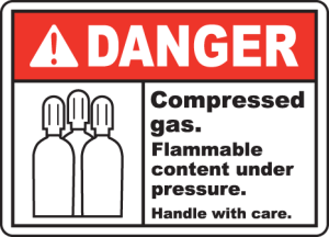 COMPRESSED GAS SAFETY TRAINING