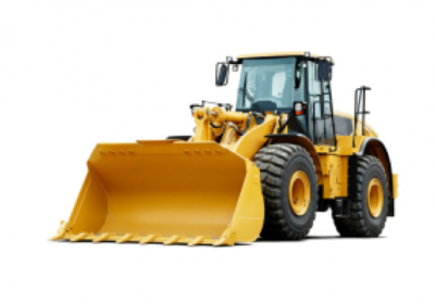 Front End Loading Shovel