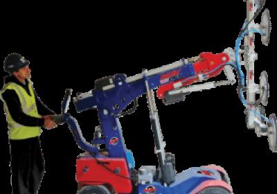 Glazing Robots